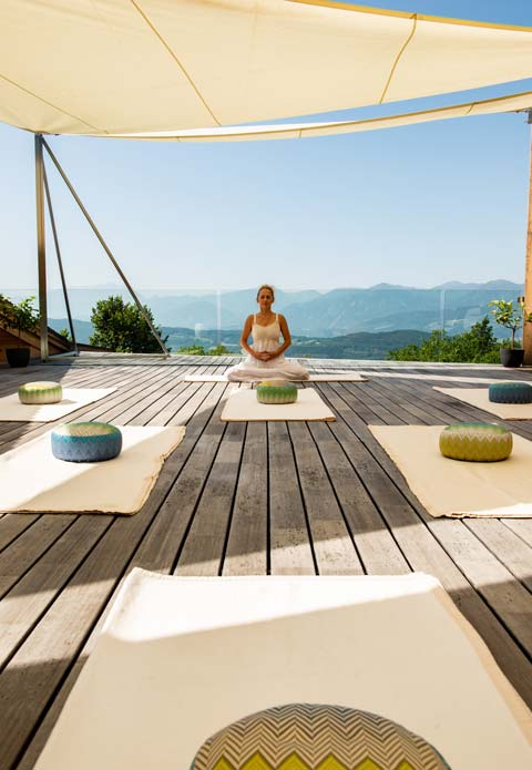 Soami Retreat Resort | Yoga | © Rita Newman